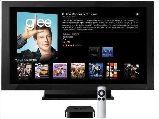 Apple trabajó en un proyecto de televisor pero lo abandonó hace un año