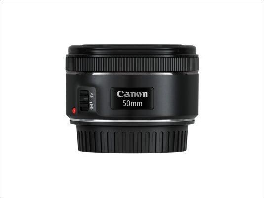 Canon lanza el objetivo EF 50 mm f/1,8 STM, para captar llamativos retratos y bellos fondos desenfocados