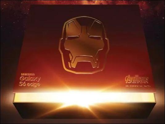 Confirmado: Habrá Galaxy S6 de 'Iron Man'