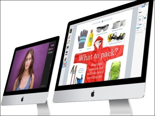 Apple presenta el MacBook Pro de 15 pulgadas y un nuevo iMac con pantalla Retina 5K
