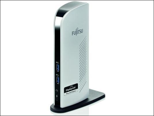 Fujitsu USB 3.0 Port Replicator, el dispositivo perfecto para entornos hot-desk