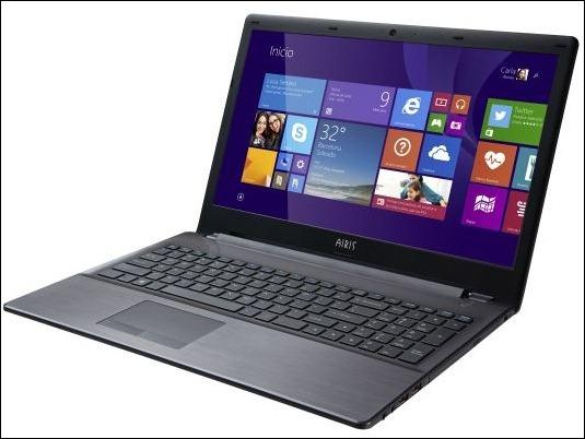 AIRIS Praxis N1205 , notebook con autonomía de 8 horas