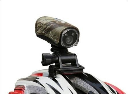Bullet Sport Cam, la cámara de acción que sigue tu ritmo por tierra, mar o aire