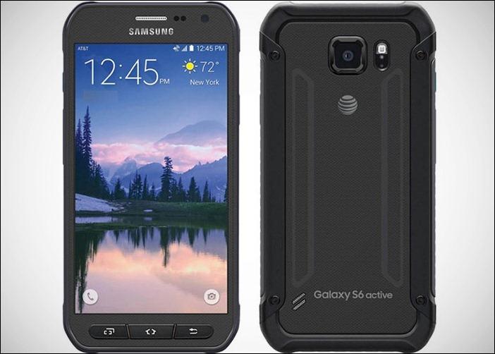 Samsung anuncia un nuevo Galaxy a prueba de todo: el S6 Active