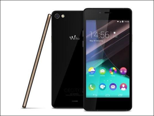 Wiko Highway Pure: El smartphone 4G más fino del mercado