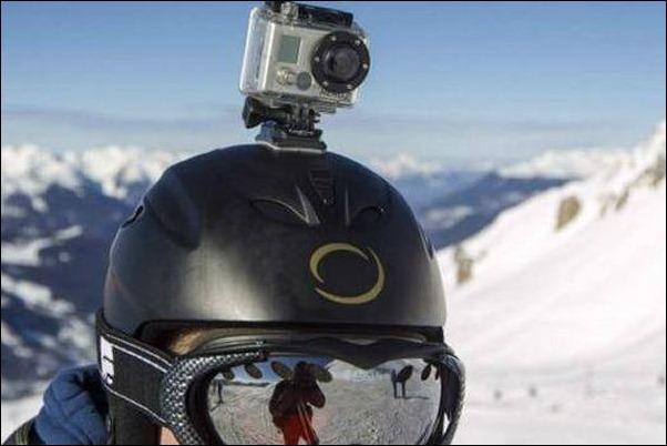 Cómo evitar que puedan espiarte a través de tu propia cámara GoPro