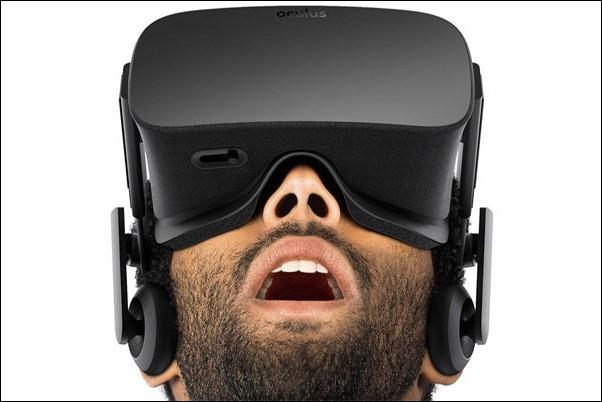 Oculus muestra la versión final de su primer equipo de realidad virtual