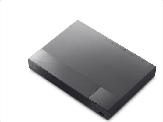 Reproductor Sony Blu-ray Disc BDP-S6500 con escalado 4K y super Wi-Fi