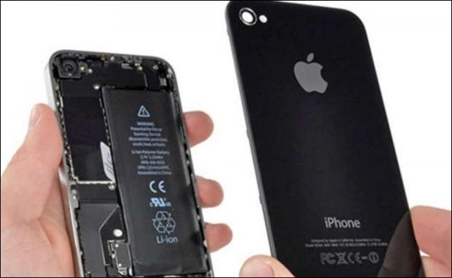 Compañía china produjo 40 mil iPhones falsos