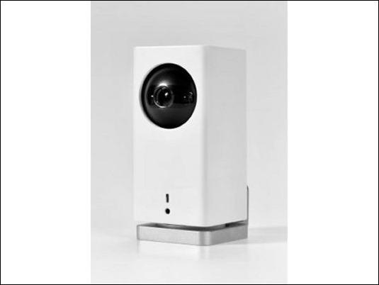 iCamera Keep, una cámara que permite ver el hogar desde el móvil
