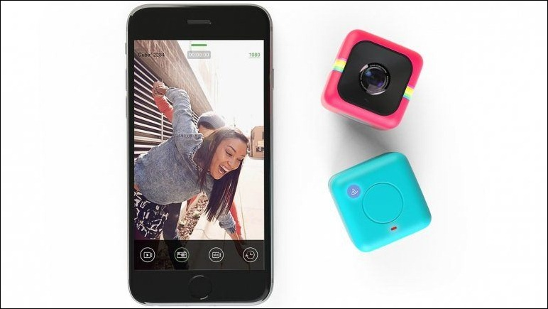 """Polaroid añade Wifi y estabilización de imagen a su cámara de acción """"Cube"""""""
