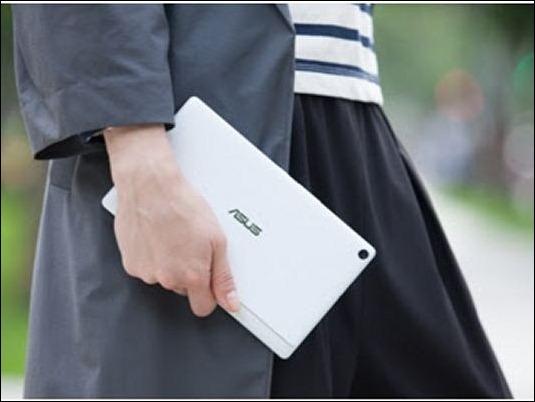 ZenPad 8.0 (Z380), una tablet seductora