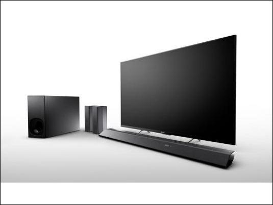 Barra de sonido Sony HT-RT5: El sonido surround inalámbrico más sencillo