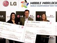 """Las finalistas españolas de """"Mobile World Cup 2009"""","""