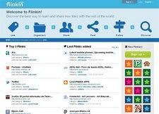Flinkin, una red social para compartir enlaces