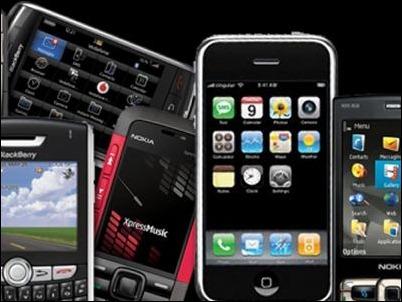 Las ventas de 'smartphones' superan por primera vez a los teléfonos normales