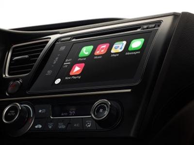 """Pioneer lanzará autorradios con """"Carplay"""""""