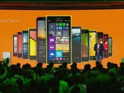 """Microsoft elimina la marca """"Nokia"""" de sus móviles"""