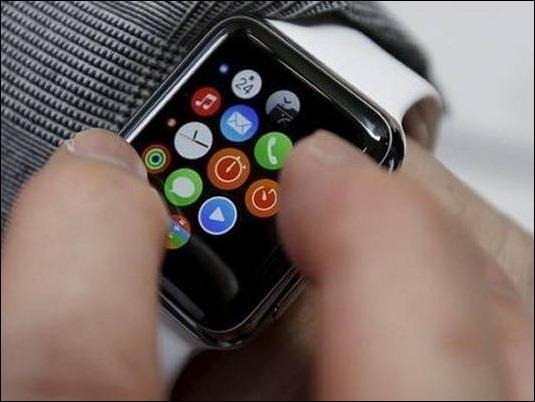 Apple vende 20.000 relojes diarios